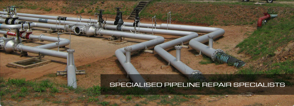 SPECIALISED PIPELINE REPAIR SPECIALISTS